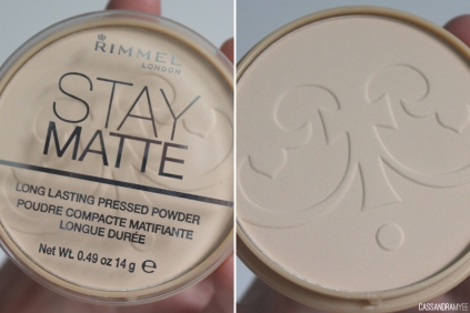 RIMMEL STAY MATTE PRESSED POWDER 3